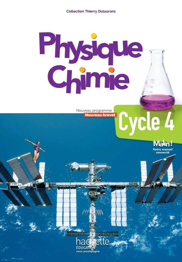 Physique Chimie Cycle 4 5e 4e 3e Livre Eleve Ed 2017 30 Grand Format Integra Hachette Education Enseignants