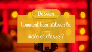 vidéo en classe
