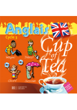 Cup of Tea Anglais CM1 - Double CD audio classe - Ed.2007