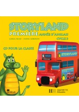 Storyland Anglais Cycle 3 - CD audio 1re année - Ed.2007