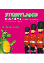 Storyland Anglais Cycle 3 - CD audio 2e année - Ed.2007