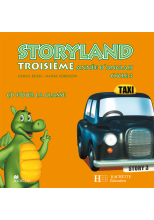Storyland Anglais Cycle 3 - CD audio 3e année - Ed.2007