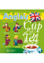 Cup of Tea Anglais CM2 - Double CD audio classe - Ed.2008