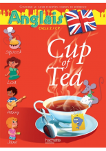 Cup of Tea Anglais CP - Double CD audio classe - Edition 2013