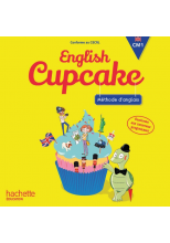 Anglais CM1 - Collection English Cupcake - Double CD audio - Ed. 2016