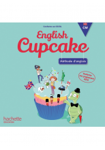 Anglais CM - Collection English Cupcake - CD audio - Ed. 2018