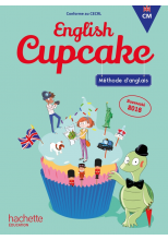Anglais CM - Collection English Cupcake - Posters - Ed. 2018