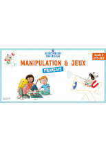 Ma pochette de français CE1-CE2 - Les Pochettes Ateliers - Boîte de jeux manipulation - Ed. 2021