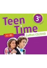Teen Time anglais cycle 4 / 3e - Coffret CD/DVD classe - éd. 2017