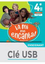 A mi me Encanta 4e - Clé USB - Ed. 2021