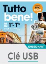 Tutto Bene! Première/Terminale - Clé USB - Ed. 2020