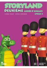 Storyland anglais cycle 3  2e année - Cahier d'activités - Ed.2002