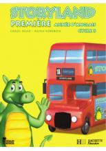 Storyland anglais cycle 3 1re année - Cahier d'activités - Ed.2002