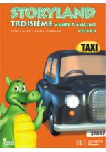 Storyland anglais cycle 3 3e année - Cahier d'activités - Ed.2002