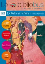 Le Bibliobus N° 4 CM - La Belle et la bête - Livre de l'élève - Ed.2004