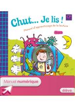 Chut... Je lis ! - Méthode de lecture CP - Tome 2 éd. 2009 - Manuel numérique élève