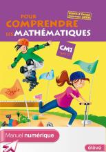 Pour comprendre les mathématiques CM1 éd. 2009 - Manuel numérique élève
