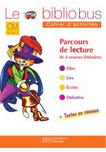 Le Bibliobus n° 17 CM - Le Chat botté - Cahier d'activités - Ed.2006