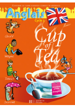 Cup of Tea Anglais CM1 - Guide pédagogique et flashcards - Ed.2007