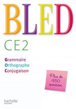 Bled CE2 - Livre de l'élève - Ed.2008