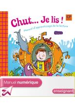 Chut... Je lis ! CP - Tome 1 - Manuel numérique enseignant - Ed.2009