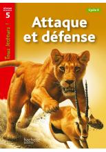Attaque et défense Niveau 5 - Tous lecteurs ! - Ed.2011