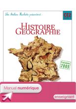 Les Ateliers Hachette Histoire-Géographie CE2 - Manuel numérique enseignant - Ed 2009
