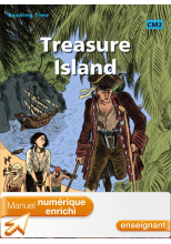 Treasure Island CM2 - Reading Time - Manuel numérique enrichi version enseignant