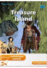 Treasure Island CM2 - Reading Time - Manuel numérique enrichi version enseignant