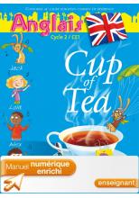 Cup of tea CE1 - Manuel numérique enrichi enseignant
