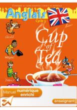 Cup of tea CM1- Manuel numérique enrichi enseignant