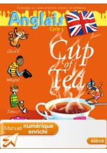 Cup of tea CM1 - Manuel numérique enrichi élève