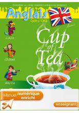Cup of tea CM2 - Manuel numérique enrichi enseignant