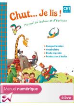 Chut... Je lis ! - Méthode de lecture CE1 - Manuel numérique élève - Ed. 2012