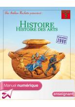 Les Ateliers Hachette Histoire Cycle 3 - Manuel numérique enseignant - Ed. 2012