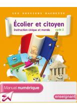 Les Dossiers Hachette Instruction Civique et Morale Cycle 2-Manuel num enseignant avec adop-Ed 2012