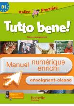 Manuel numérique Tutto bene Italien 1re Edition 2011 - Licence enseignant