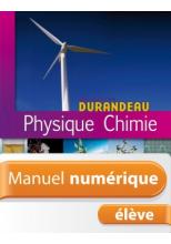 Manuel numérique Physique-Chimie 3e - Licence élève - Edition 2008