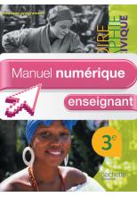 Manuel numérique Histoire-Géographie-Education Civique 3e - Licence enseignant - Edition 2012