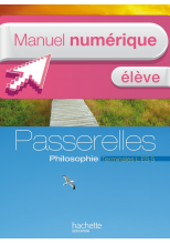 Manuel numérique Philosophie Terminales Licence élève édition 2013