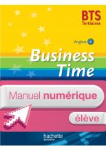 Anglais BTS 2e année - Manuel numérique élève simple - Ed. 2015