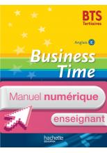 Anglais BTS 2e année - Manuel numérique enseignant simple - Ed. 2015