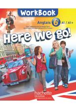Here we go! anglais 6e - Workbook - Edition 2014