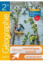 Manuel numérique Géographie 2de - Licence enseignant - Edition 2014
