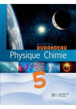 Physique Chimie 5e - Livre de l'élève - Edition 2006