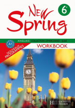 New Spring 6e LV1 - Anglais - Workbook - Edition 2006