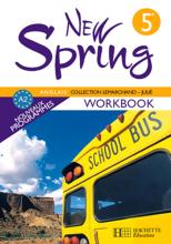 New Spring 5e LV1 - Anglais - Workbook - Edition 2007