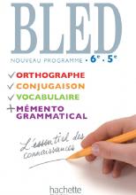 Bled 6e/5e - Livre élève - Edition 2009