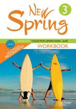 New Spring 3e LV1 - Anglais - Workbook - Edition 2009
