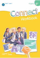 Connect 6e / Palier 1 année 1 - Anglais - Workbook - Edition 2011